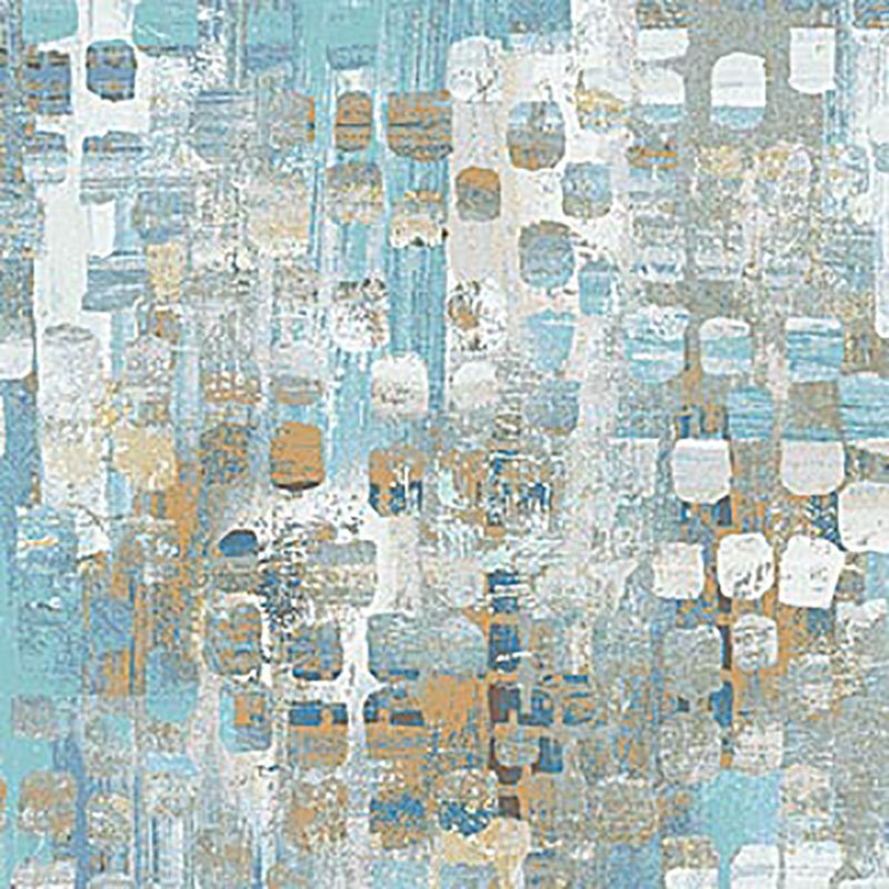 Reflections - Tiles Blue 22951-41