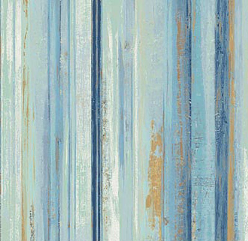 Reflections - Stripe Blue 22953-42