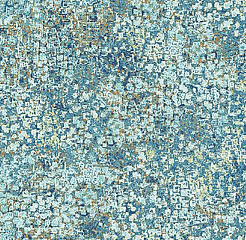 Reflections - Speckle Blue 22955-42