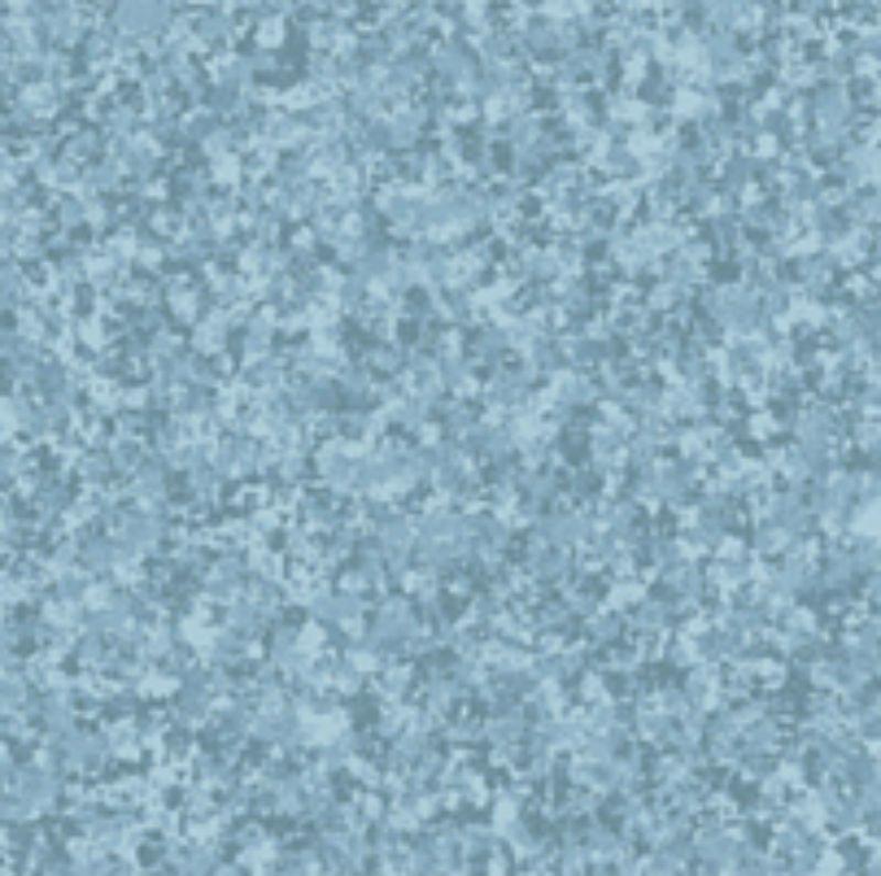 Color Blends - Dusty Blue Sponge Texture Q 23528-BZ