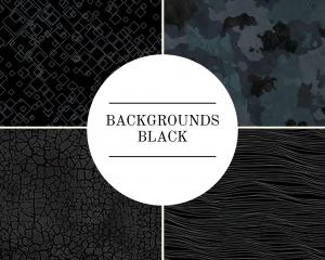 Backgrounds - Black