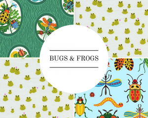 Bugs & Frogs