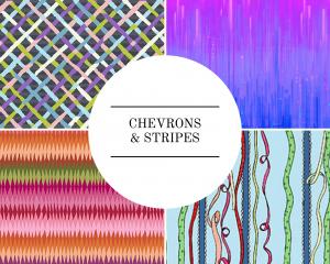 Chevrons & Stripes