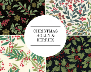 Christmas - Holly & Berries