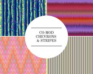 Co-Modernitional - Chevrons & Stripes