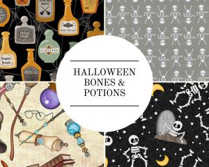 Halloween - Bones & Potions