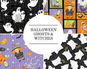 Halloween - Ghosts & Witches