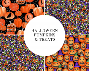 Halloween - Pumpkins & Treats