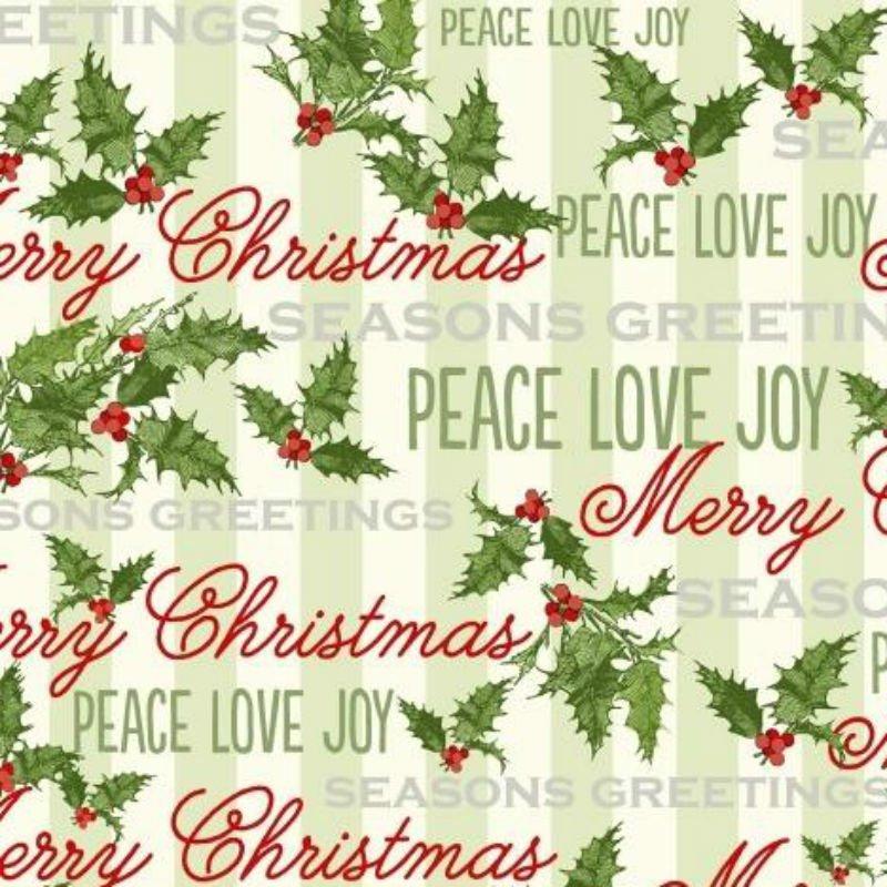 Sale seasons greetings seasonal phrases with holly leaves sale seasons greetings seasonal phrases with holly leaves berries on whitegreen stripe background w m4hsunfo