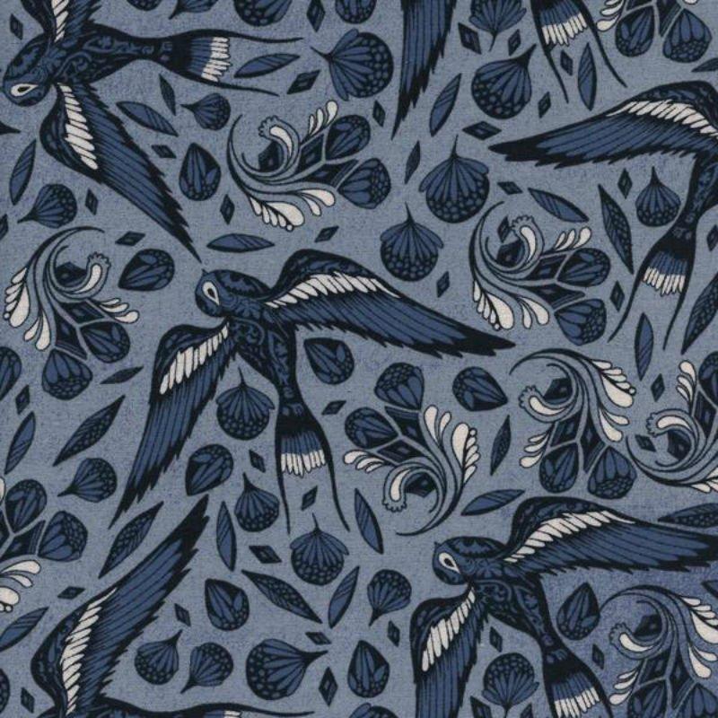 SALE S.S. Bluebird - Sailor Ink Blue 5096-1