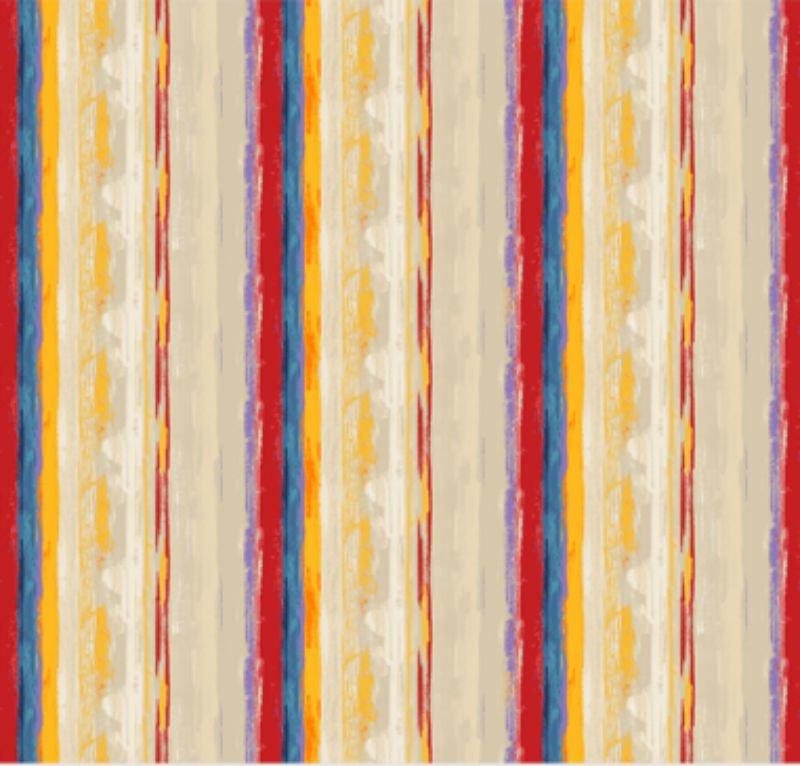 SALE Silvia's Spendor - Stripe 544-MU