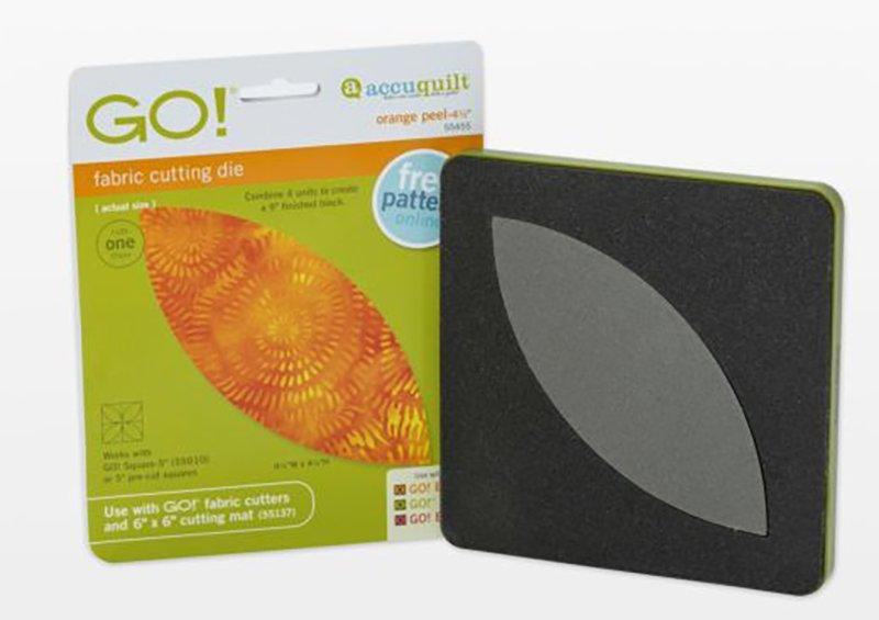 GO! Orange Peel - 4 1/2