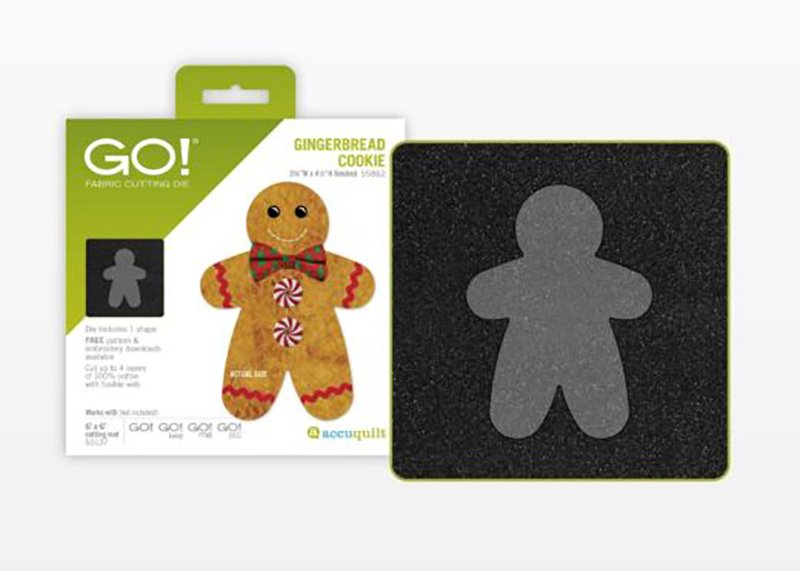 GO! Gingerbread Cookie