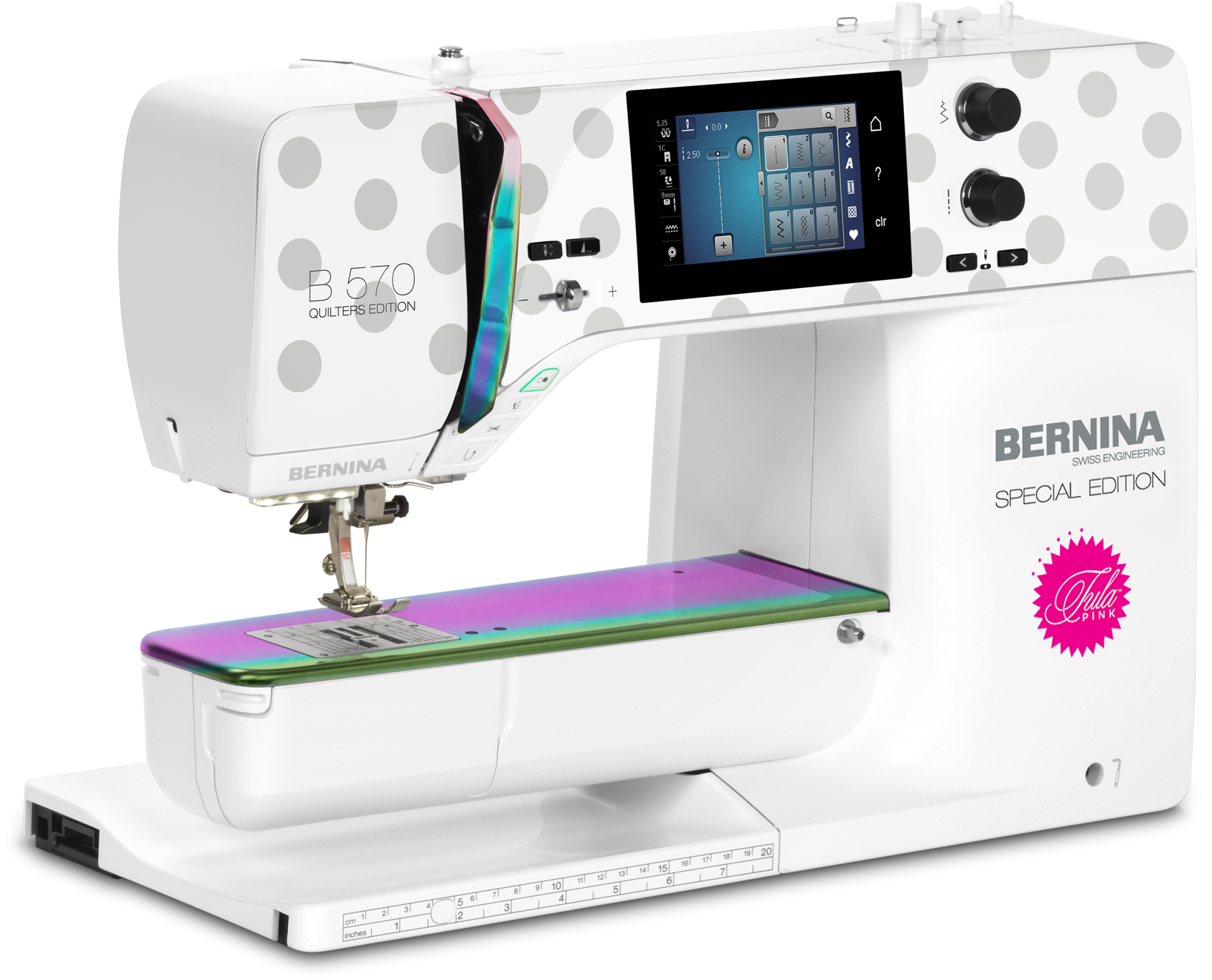 BERNINA sewing machine & embroidery