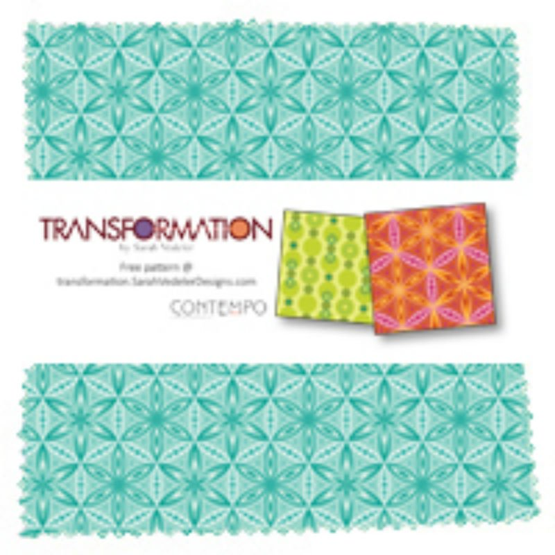 Transformation 5 Squares