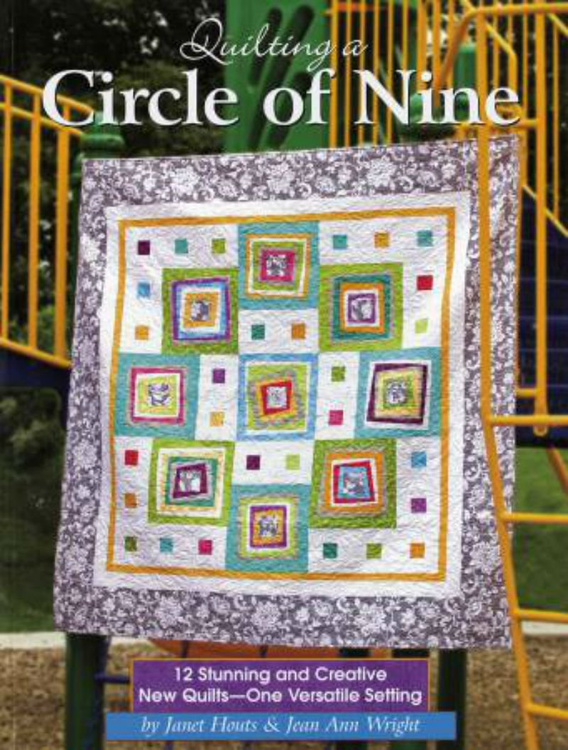 BK - Quilting A Circle of Nine