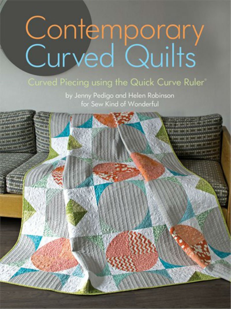 BK - Contemporary Curved Quilts