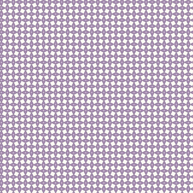 Lottie Ruth - Diamonds Purple 8784-P