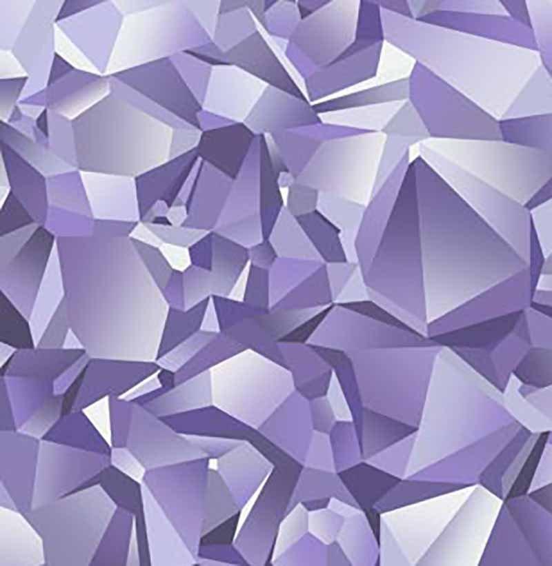 Facets Digital - Gem Surface Purple DP22672-82