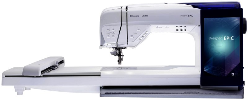 Husqvarna Viking Sewing Machines & Embroidery