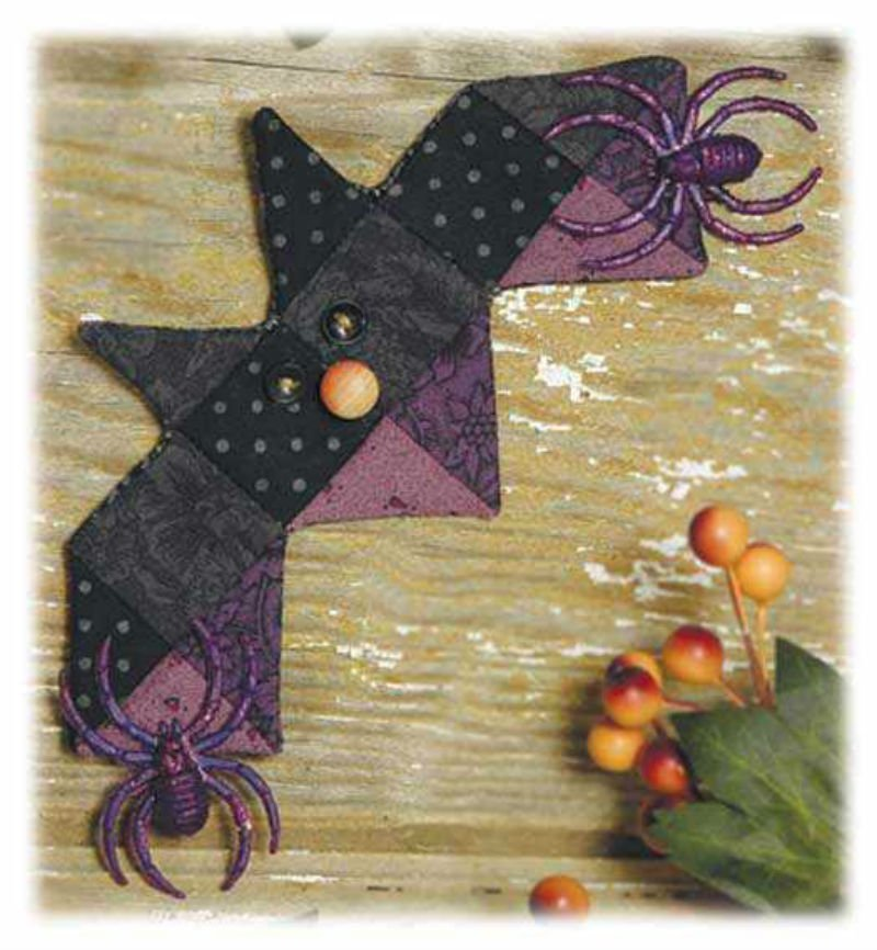 Espresso Ornament Kit - Beltry Bat