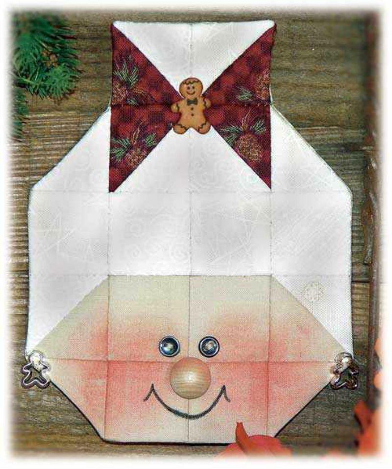 SALE Espresso Ornament Kit - Cookie Claus