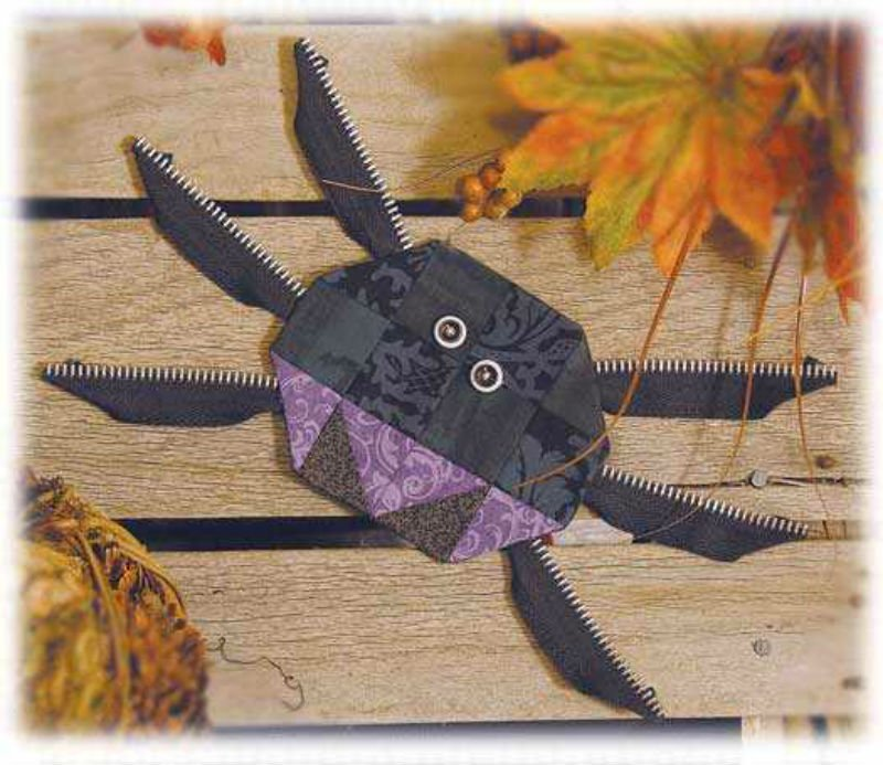 Espresso Ornament Kit - Zippy Spider
