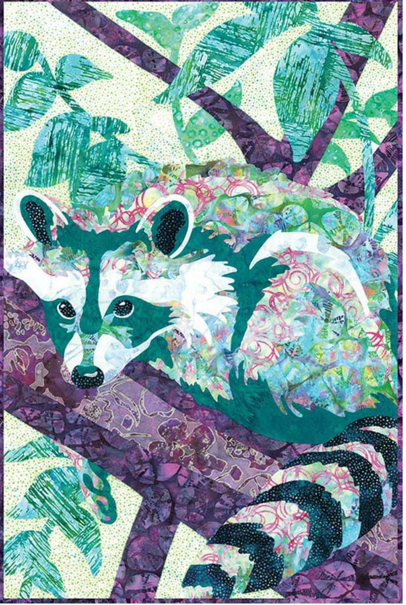 KIT - Hoffman Wild - Raccoon  Bright