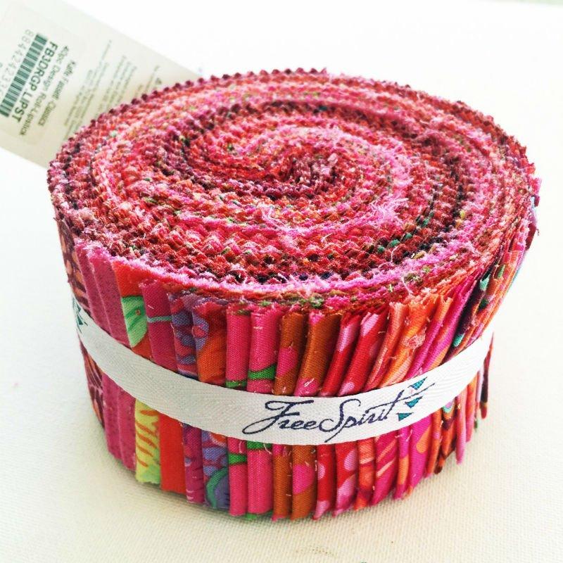 Kaffe Fassett Collective Classic Design Roll - Lipstick