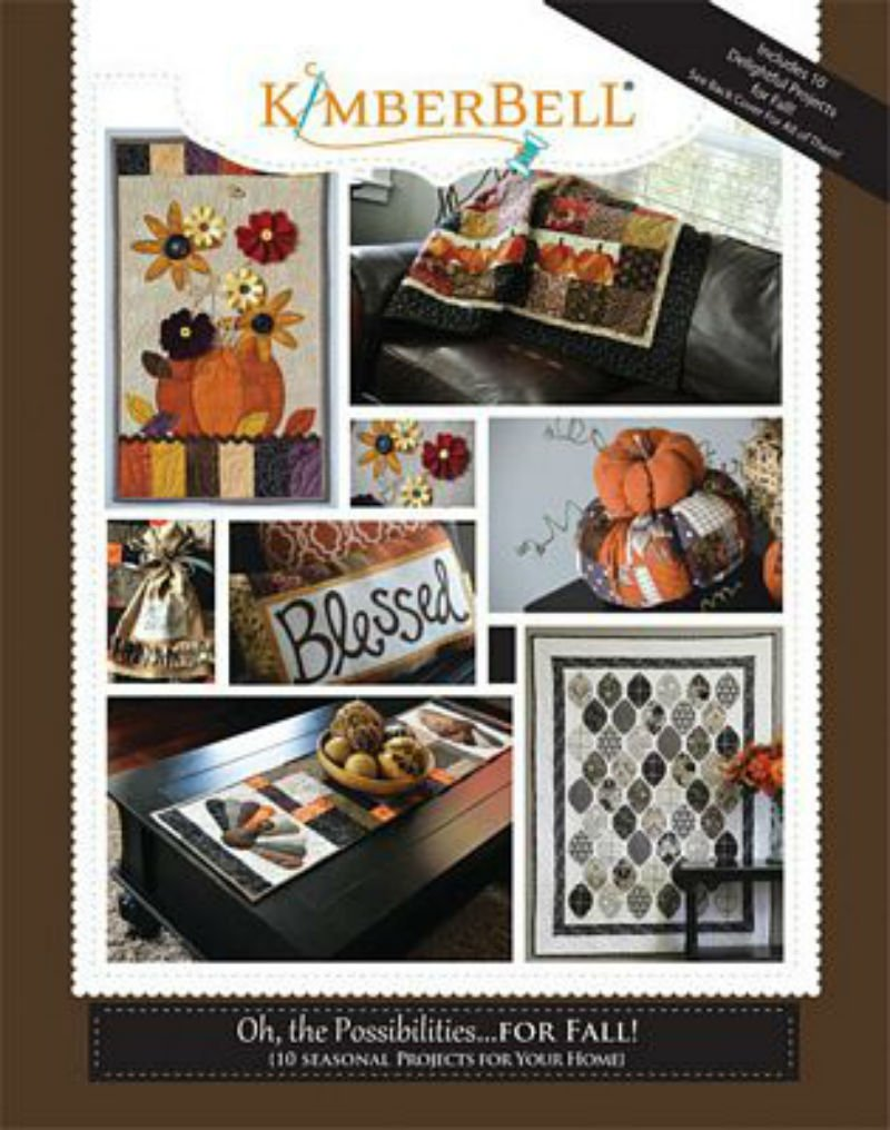 BK - Oh, The Possibilities... For Fall