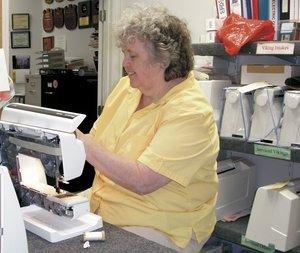 Machine Repair with Marilyn