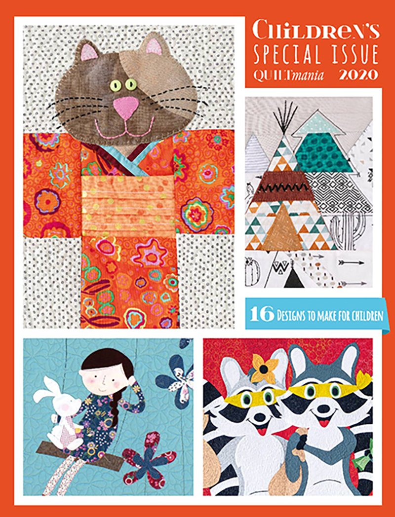 MG - Quiltmania - Special Children's Edition 2020