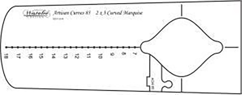 Artisan Curves - Long Arm