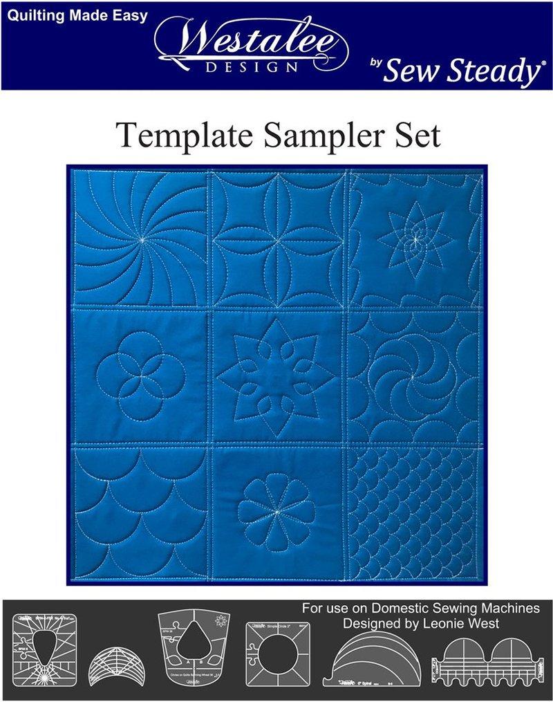 Template Sampler  Set 1 - Long Arm