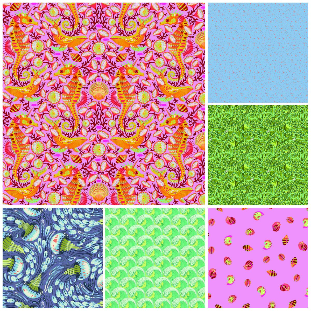 Quilting Fabrics & Batiks