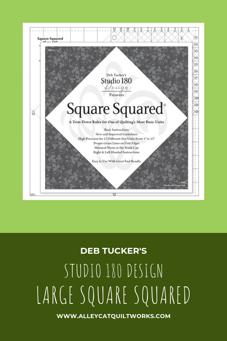 Large Square Squared - Deb Tucker - Studio 180 Design