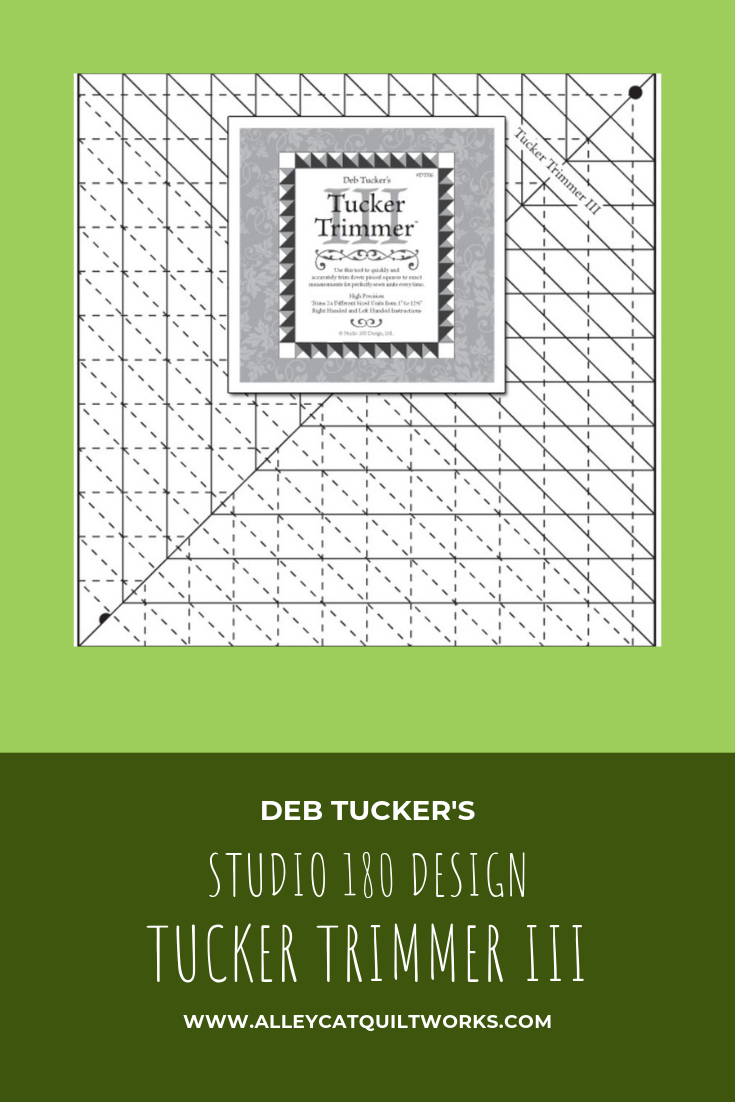 Tucker Trimmer III - Deb Tucker - Studio 180 Design