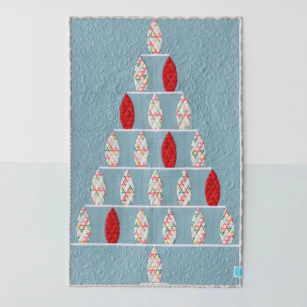 Mod Lights Quilt Pattern - Sew Kind of Wonderful