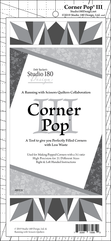 Corner Pop 3 - Deb Tucker - Studio 180 Design
