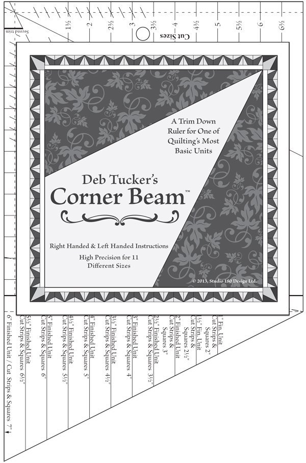 Corner Beam - Deb Tucker - Studio 180 Design
