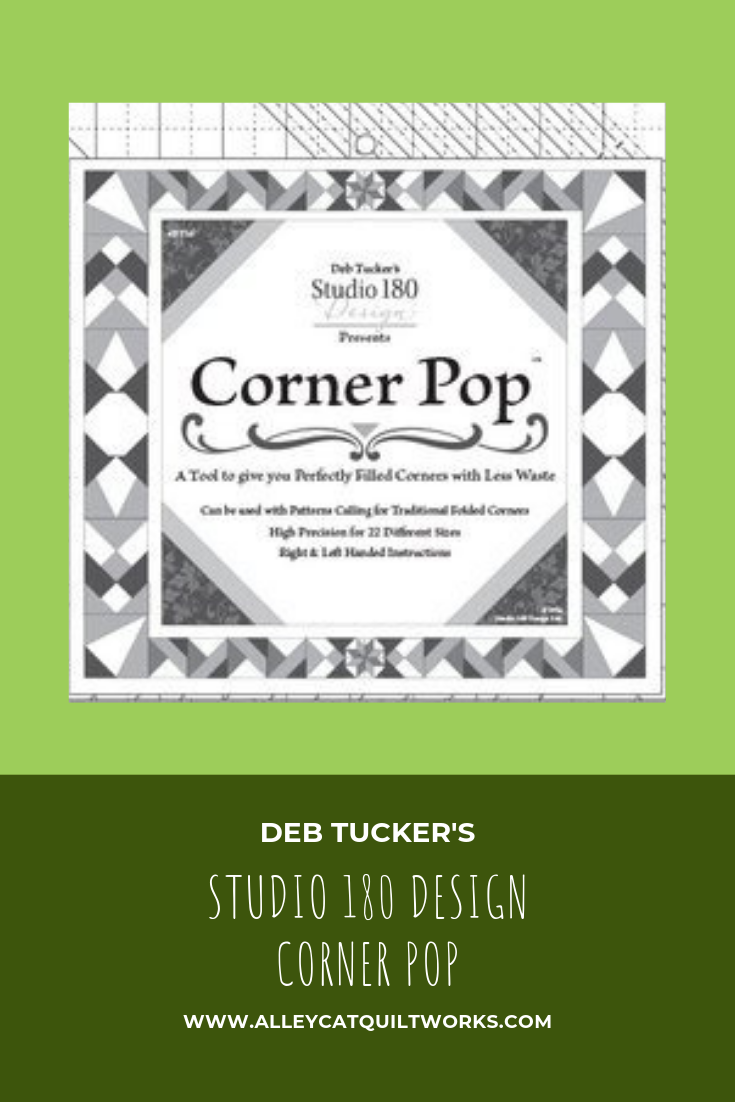 Corner Pop - Deb Tucker - Studio 180 Design
