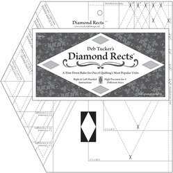 Diamond Rects - Deb Tucker - Studio 180 Design
