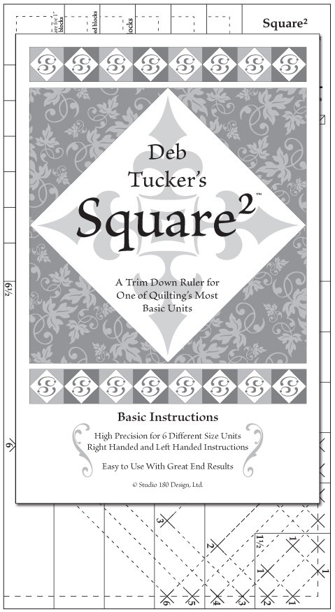 Square Squared - Deb Tucker - Studio 180 Design