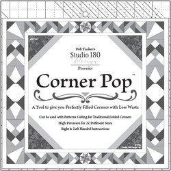 Corner Pop - Deb Tucker - Studio 180 Design