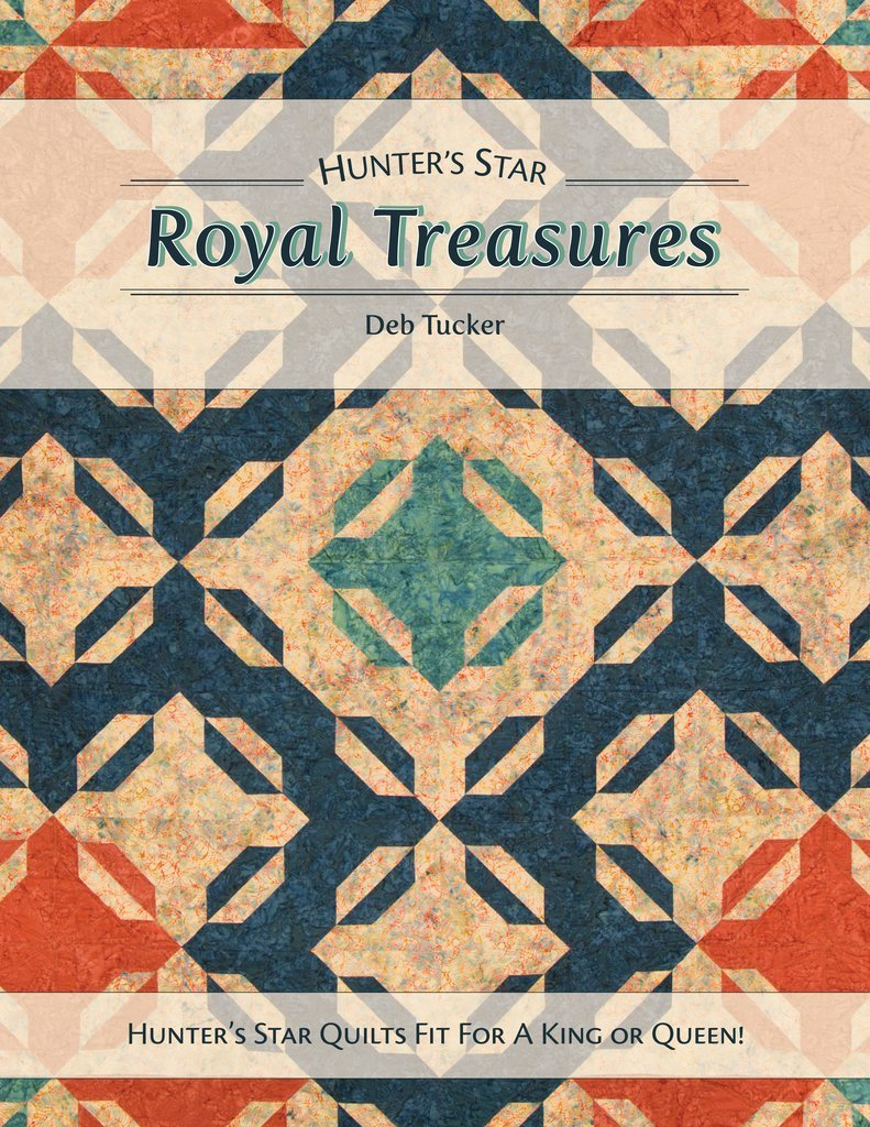 Hunter's Star Royal Treasures Book