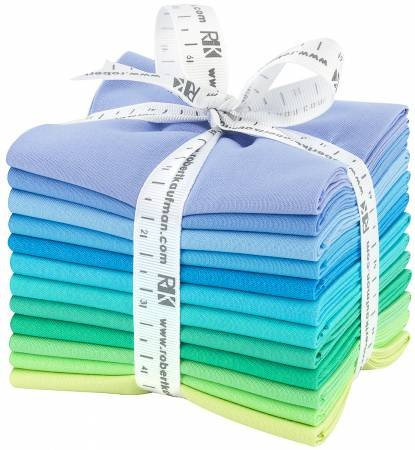 Kona Cotton Solids - Mermaid Shores - FQ