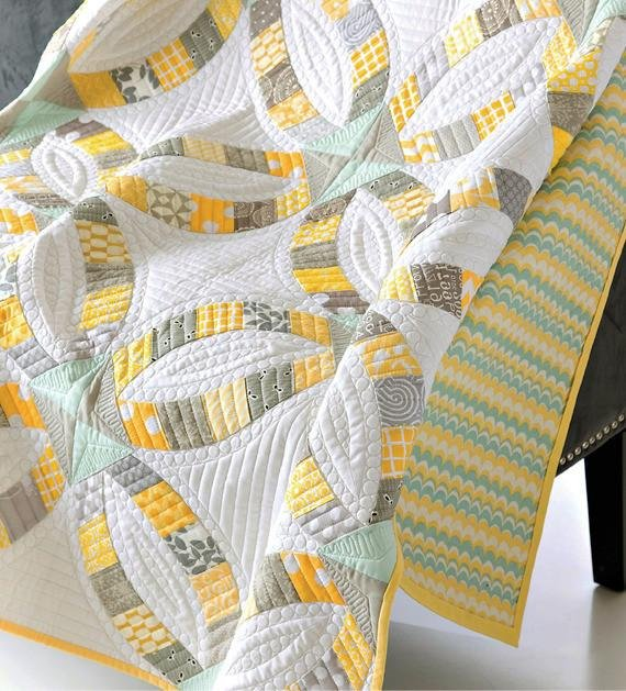 Metro Rings Quilt Pattern - Sew Kind of Wonderful