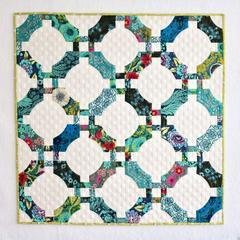 FREE Digital Download - Mini Mod Tiles Quilt Pattern - Sew Kind of Wonderful