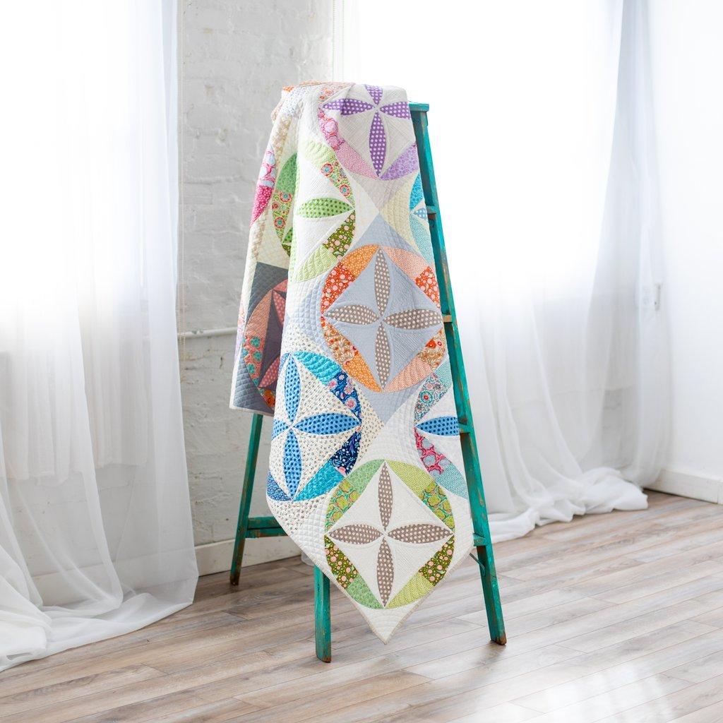 Posh Petals Quilt Pattern - Sew Kind of Wonderful