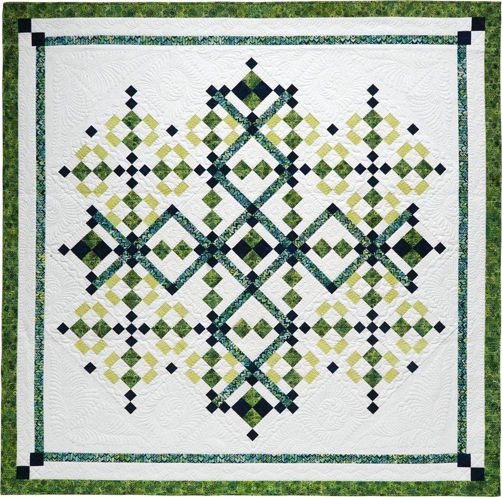 Zen Garden Quilt Pattern - Studio 180 Design